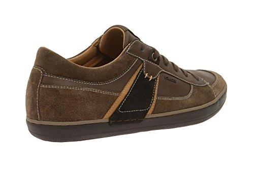 Geox - Zapatillas de Piel para hombre Marrón - Cigar