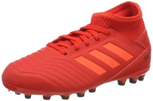 Predator negbás 000 rojact Multicolor Botas De 3 Para Adidas rojsol Ag Hombre Fútbol 19 J SASwfd
