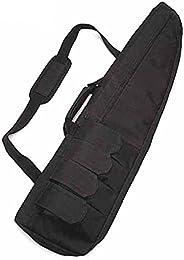 "Heavy Duty Hunting 40"" 100cm Tactical Airsoft Carry Rifle Case Range Shot Long Gu"