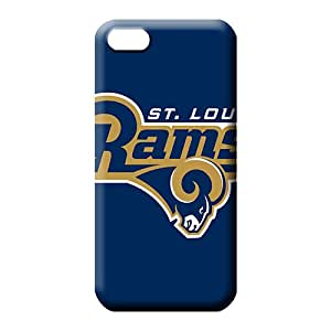 iphone 6plus 6p High Back style cell phone shells st. louis rams