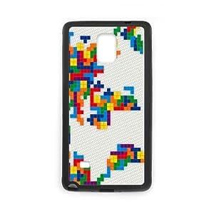 Samsung Galaxy Note 4 Phone Case Tetris SA82309