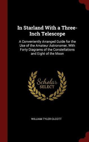 Download In Starland With a Three-Inch Telescope: A Conveniently Arranged Guide for the Use of the Amateur Astronomer, With Forty Diagrams of the Constellations and Eight of the Moon ebook