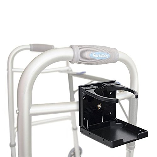 AdirMed Adjustable Drink Holder - Walker Cup Holder - Rollat