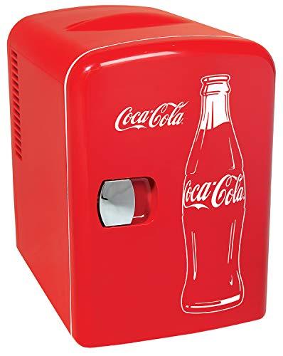 Coca-Cola KWC-4C Cooler Mini Fridge
