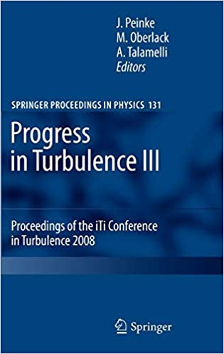 Progress in Turbulence and Wind Energy IV: Proceedings of the iTi Conference in Turbulence 2010