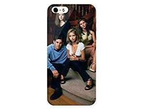 iPhone 5&5S cover case Buffy The Vampire Slayer The Legend Of Buffy Pop Verse by heat sublimation