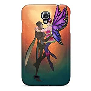 Best Hard Cell-phone Cases For Samsung Galaxy S4 (rJz17740SDDe) Allow Personal Design Beautiful Strange Magic Pattern
