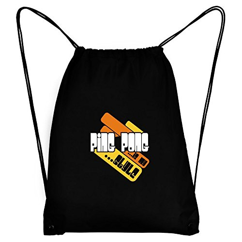 Teeburon Ping Pong is my style Sport Bag by Teeburon