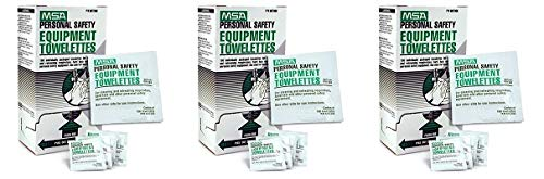 MSA 697383 Towelettes (Pack of 100) (3-(Pack))