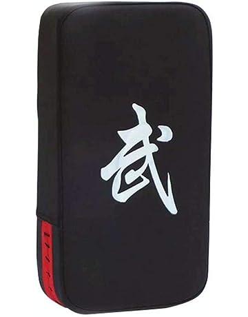 Bouclier de Frappe Cible Poin/çonnage Pad Soft PU /Éponge Pad pour la Boxe Karat/é Taekwondo Coup de Poing Formation Cible pour Adultes et Enfants