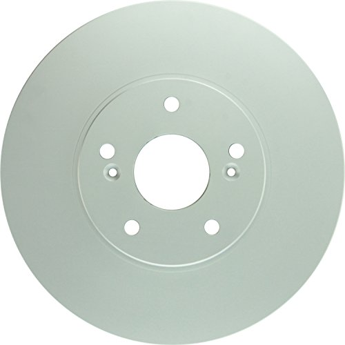 Bosch 26010733 QuietCast Premium Disc Brake Rotor For: Acura CL, MDX, TL, TSX; Honda Accord, Odyssey, Pilot, Front