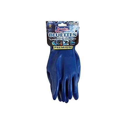 Spontex 20005 Bluettes Premium Gloves Blue X-Large