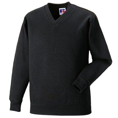Russell Athletic V-Neck Sweatshirt - 9