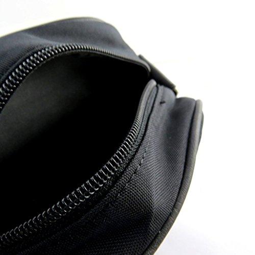 Pepe Jeans [N0540] - Sac bandoulière 'Pepe Jeans' noir vintage