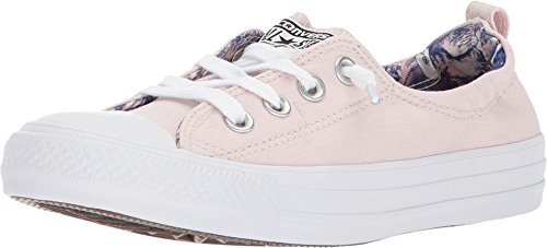 Converse Chuck Taylor All Star Shoreline Slip Barely Rose/White/White Womens 8