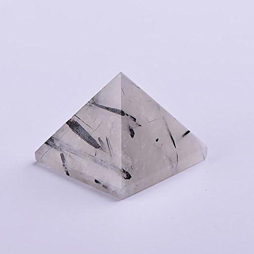 Top Plaza 0.44lb Bulk Irregular Shape Rough Clear Quartz Crystal Points 0.39-1.18 Raw Natural Stones for Decor Reiki Crystal Healing