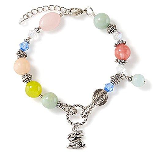 Easter Bunny Bracelet by (Lenox Bunny)