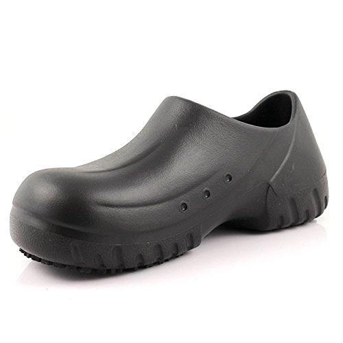 Atomic Laforst Black Black Shoes Unisex on Slip Work Slip Resistant 4wdpxSqCw
