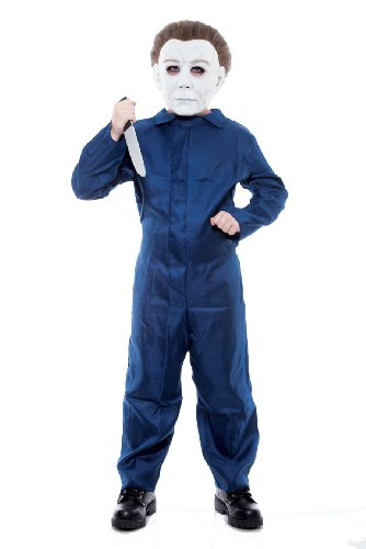 Paper Magic Halloween Michael Myers Costume, Large (11/14)]()