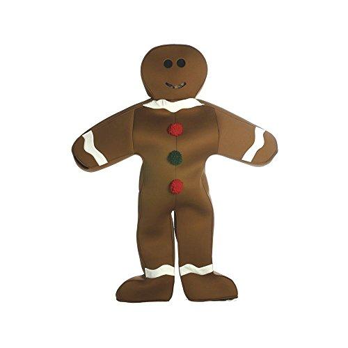 Rasta Imposta Gingerbread Man, Brown, One