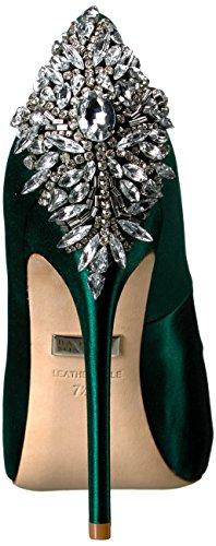 Badgley Mischka Vrouwen Kiara Jurk Pomp Emerald