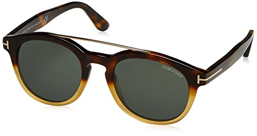 Sunglasses Tom Ford NEWMAN TF 515 FT 56N havana/other / - Ford Tom Newman