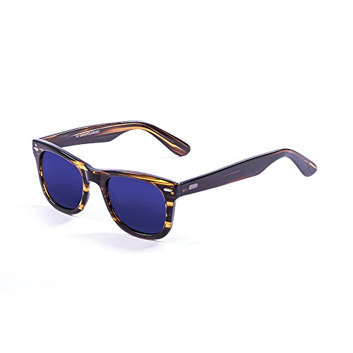 Ocean Sunglasses Lowers Lunettes de soleil Brown/Revo Blue Lens SetBpsTLzQ