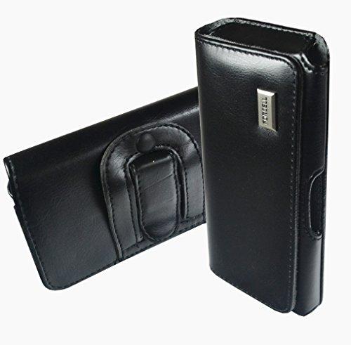 Für Samsung iPhone Sony Nokia HTC LG Huawei Alcatel Gürteltasche Seitentasche LG Optimus L4II E440