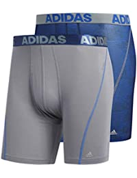adidas Men's Sport Performance ClimaCool Boxer Underwear...