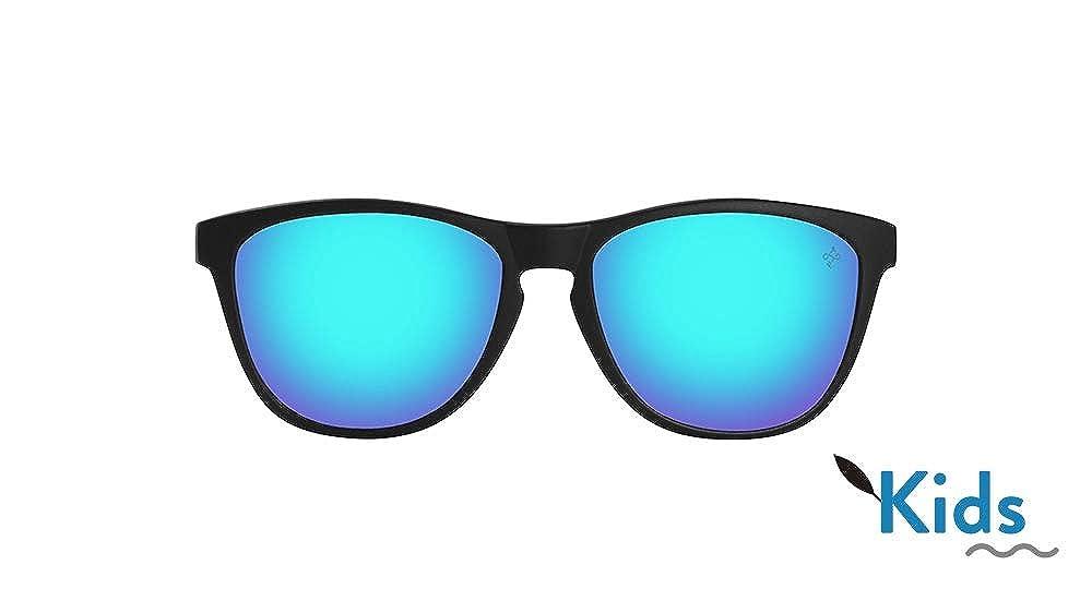 Hokana Sunglasses BLACK CHAW - CLEAR KIDS | K01: Amazon.es ...