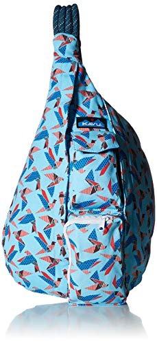 KAVU Women's Rope Bag, Paper Flock, No Size