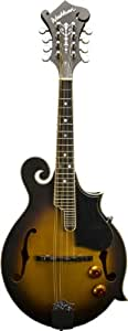 Washburn Package Program M3EK F Mandolin Pack, Tobacco Sunburst