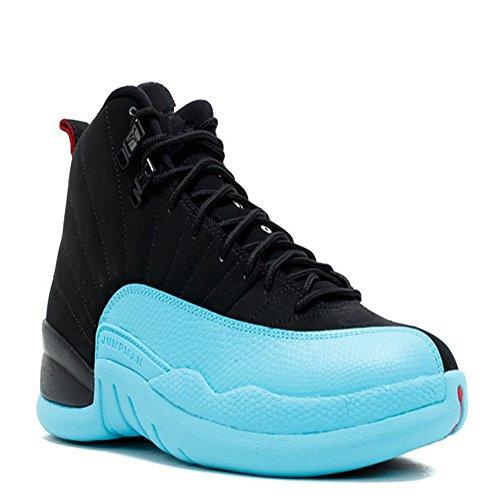 8ad8a97a73c 60%OFF air jordan 12 retro gamma blue black gym red gamma blue basketball  shoes