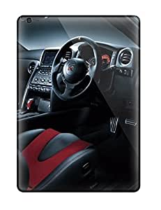 AMGake Case Cover Protector Specially Made For Ipad Air Nissan Gt-r Nismo Interior Photos