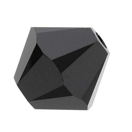 687000863 Amazon.com: 100pcs 4mm Adabele Austrian Bicone Crystal Beads Jet  BlackCompatible with Swarovski Crystals Preciosa 5301/5328 SSB423: Everything  Else