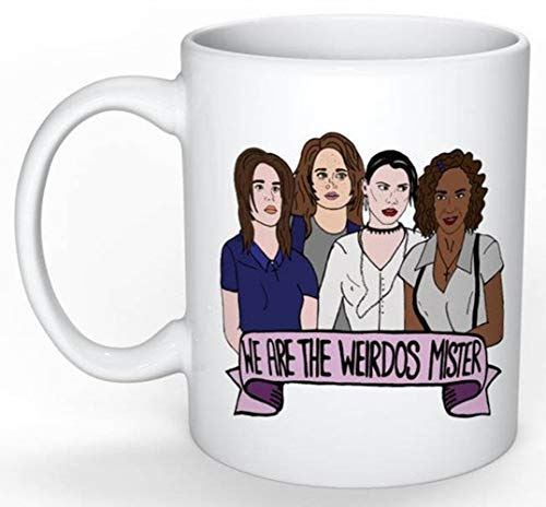SkyLine902 - The Craft Mug (Witch, Magic, 90s Movie, White Magic, Spells, Smudge Kit, Sabrina, Salem, Halloween, Blair Witch, Gore Horror), 11oz Ceramic Coffee Novelty Mug/Cup, Gift-wrap Available