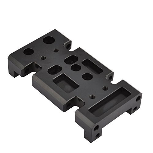 RCAIDONG RC 73mm Transfer Case Mount Holder for axial AX10 d90 d110 HSP Transmission Case 1:10 Crawler upgrade parts (Axial Transfer Case)