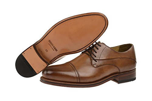 Gordon & Bros, Scarpe stringate uomo Alameda Brown