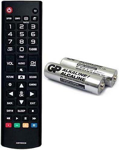 AKB75095330 - Mando a Distancia para LG TV 28LJ400B 32LJ500B ...