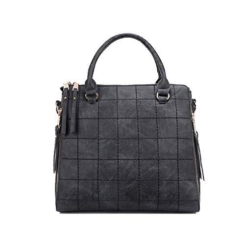 Borse Da Donna Fashion Casual Atmospheric Chic Glamour Minimalista Classic Grey