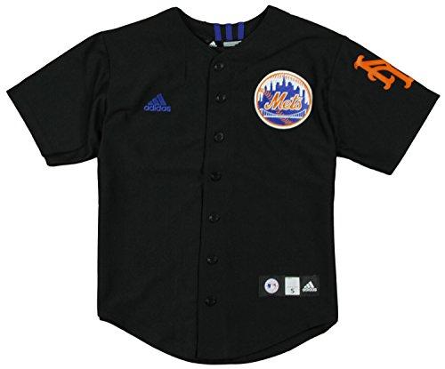New Jersey Mets MLB Youth Boys Baseball Jersey (Large - 14/16, (Mlb Kids Jerseys)