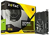 ZOTAC GeForce GTX 1050 Ti Mini, 4GB GDDR5 DisplayPort 128-bit PCI-E Graphic Card