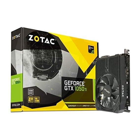 Zotac Gaming Geforce GTX 1650 AMP Edition 4GB GDDR6 Graphics Card