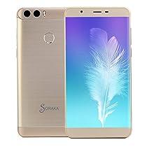 'Soraka V8Unlocked Smartphone 6.0GSM 3G Android 6.0Quad Core Smartphone 5.0MP Dual SIM Smartphone