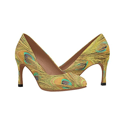 green blue dress shoes - 9