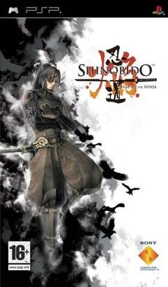 Shinobido: Tales of the Ninja [PSP - UK/Euro Import - English Language]