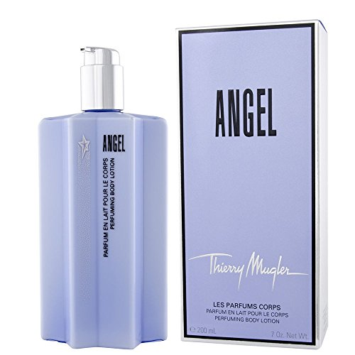 Thierry Mugler Angel Perfuming Body Lotion for Women, 7 Ounce