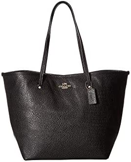 COACH Womens Leather Large Street product image