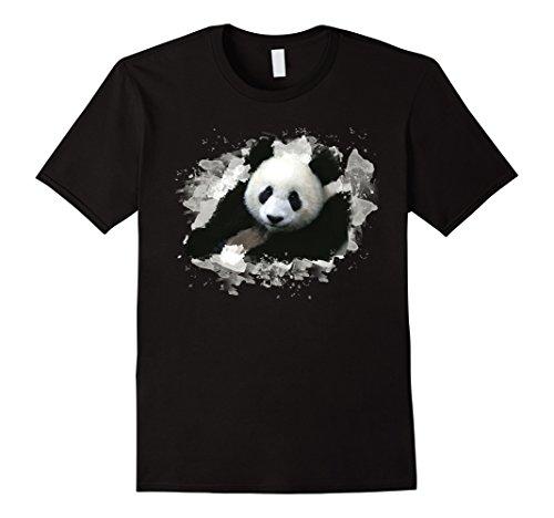 panda bear shirt - 2