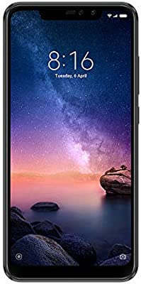 Amazon.com: Xiaomi Redmi Note 6 Pro (64GB, 4GB) 6.26 ...